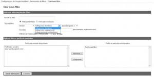 Criar um filtro no Google Analytics