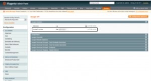 Inserir o tracking code do Google Analytics no Magento